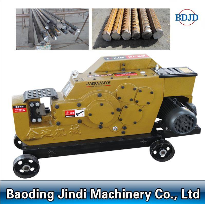 hot sale steel wire cutter machin bar cutter rebar cutting machine