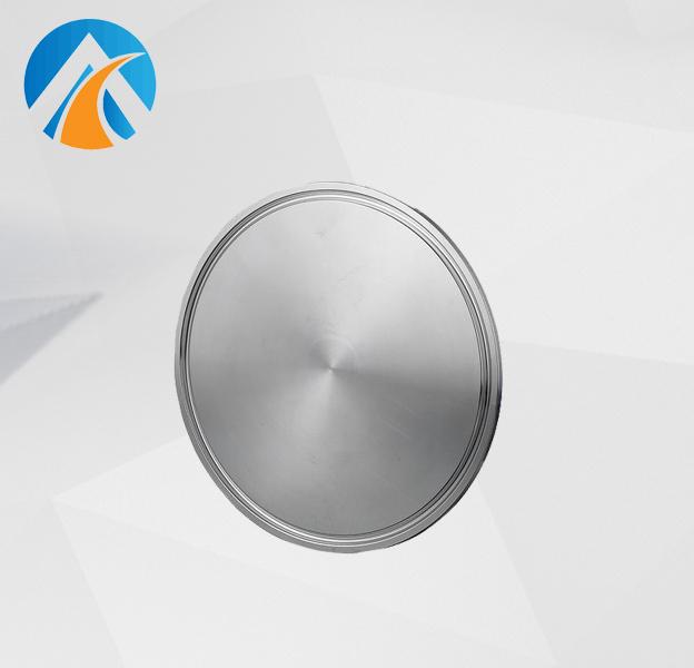 Sanitary stainless steel food grade ferrule blank