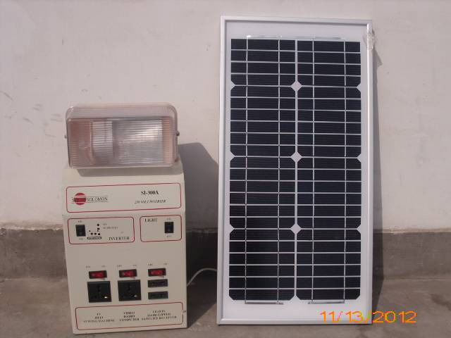New energy products home use off-grid 20W solar power system
