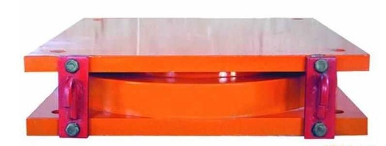 Pot Type Rubber Bridge Bearings