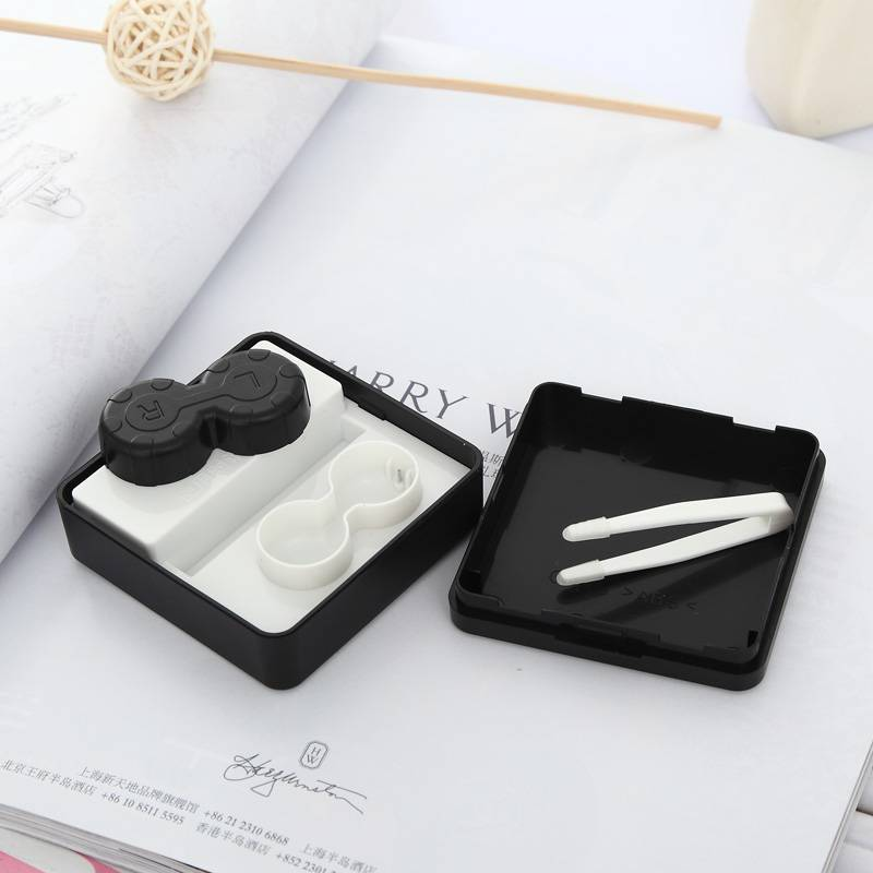3N Contact Lens Care Product,Contact Lens Cleaning Case,Eyewear Cleaner