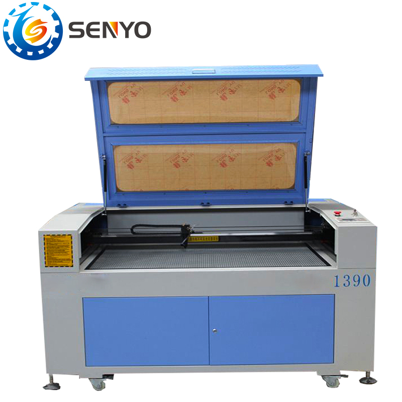 CE certificated jinan 900x1300mm SY1390 acrylic laser cutting machines / cnc laser cutting machine