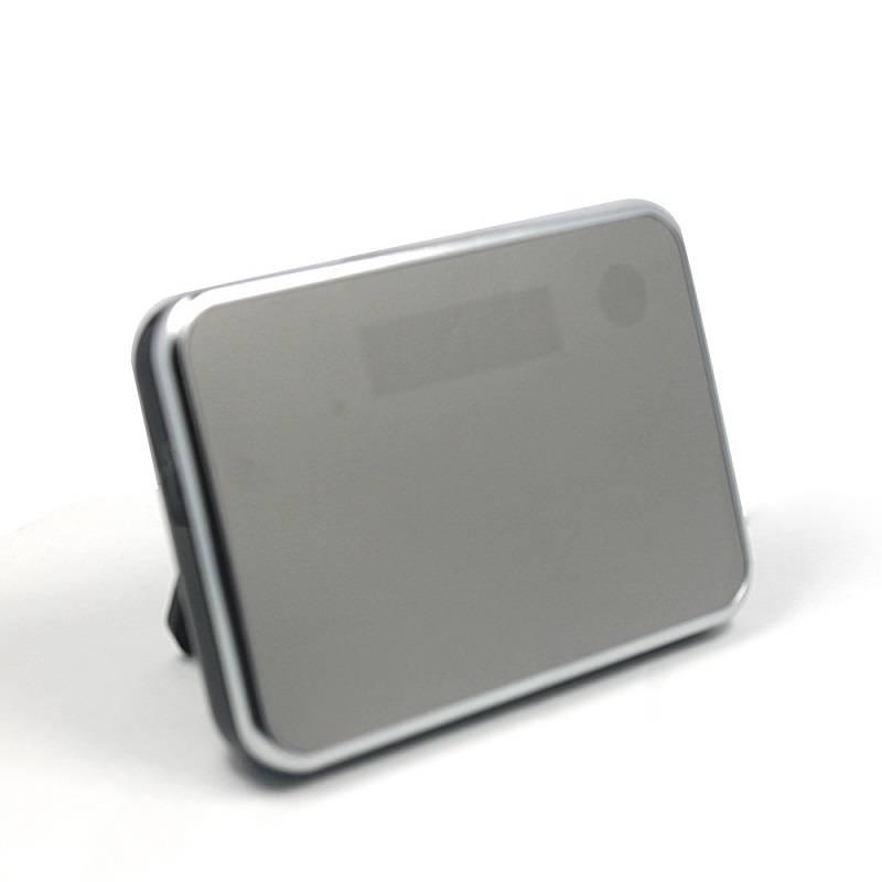 P2P wifi Pinhole Hidden Alarm camera Clock