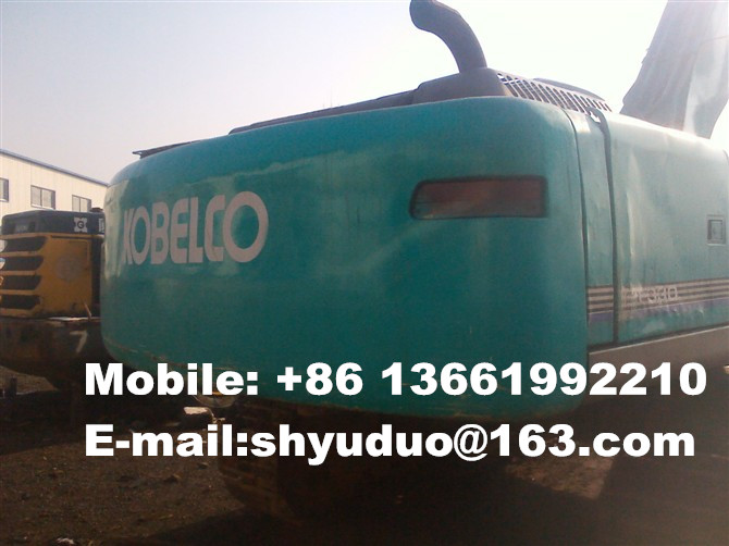 Used Kobelco Crawler Excavator SK330-6