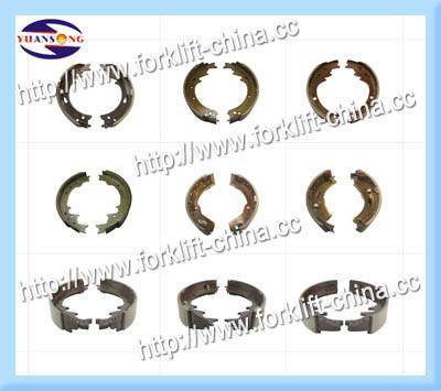 47401-33240-71  | 47403-22000-71 | 47505-1300-71Forklift Parts Brake Shoe
