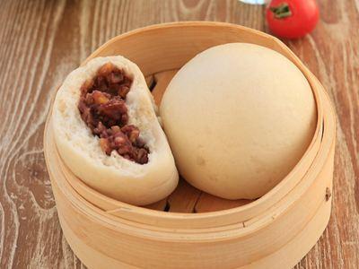 Automatic Steamed Stuffed Bun Molding Momo Baozi Making Machine