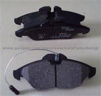 brake pad 0024203920
