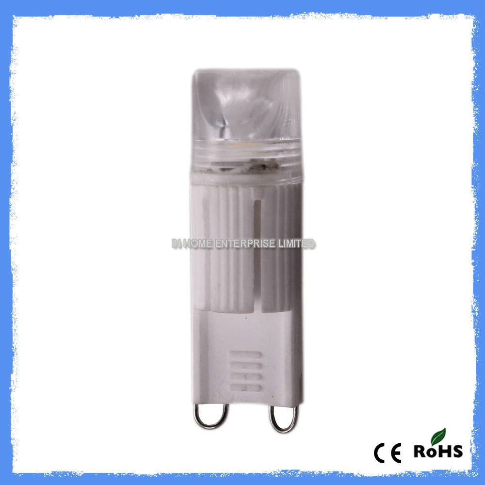 2W G9 led bulb light with low price