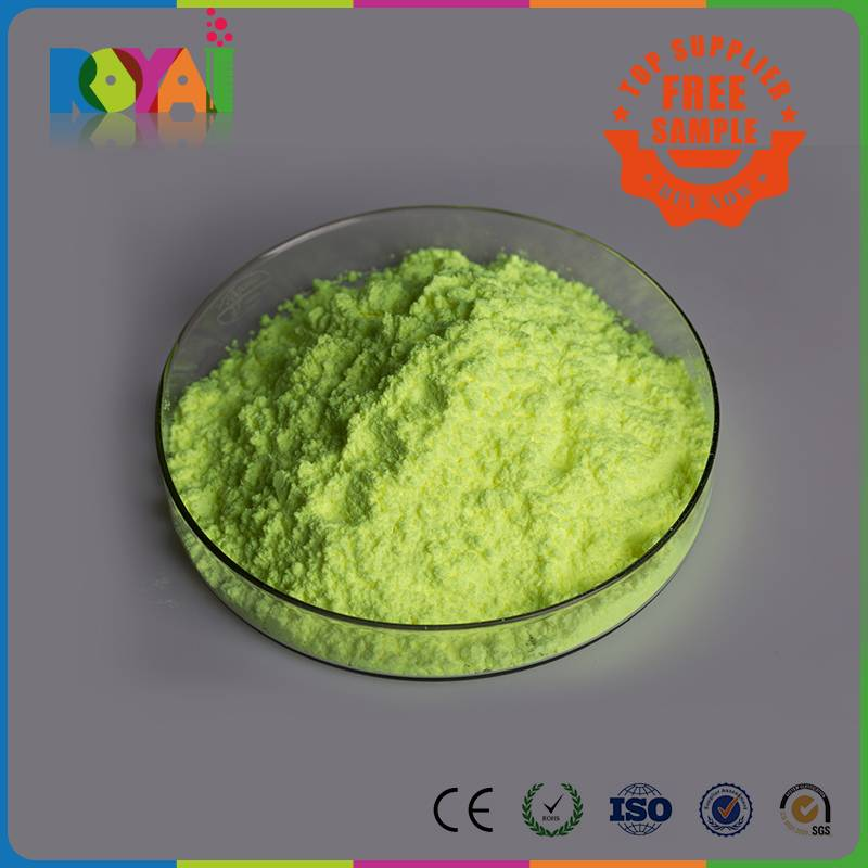 Fluorescent brightener agent KCB for fibers