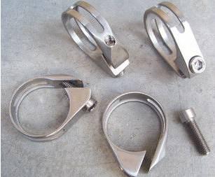 Titanium CNC Machining Parts