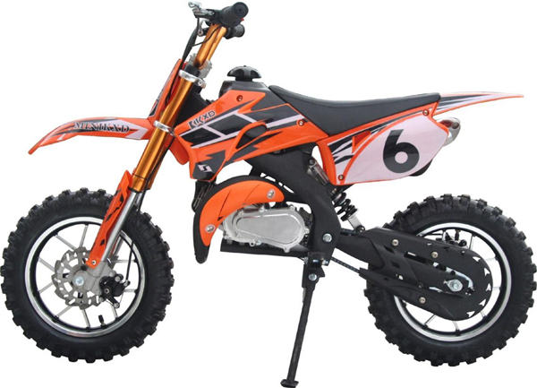 49cc Kids Dirt Bike 2 Stroke Mini KXD Dirt Bikes