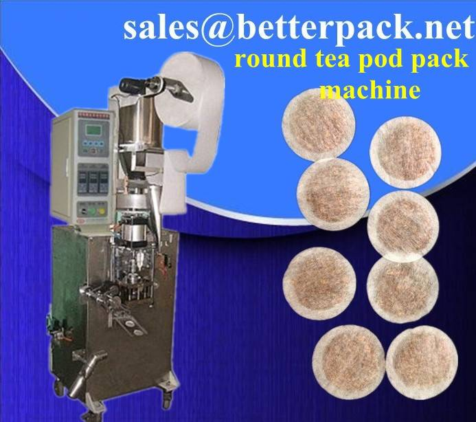 BT-28 tea pod packing machine
