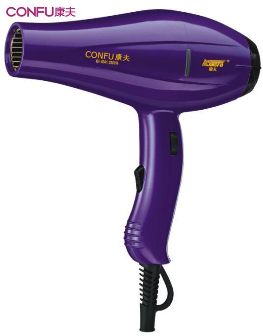 CONFU KF-8941 Professional Hair Dryer with AC Motor 2300W