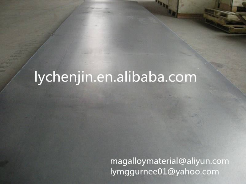 hot sals Magnesium Alloy Slab