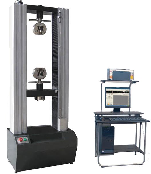 WDW-100 Electronic Universal Testing Machine +Tensile Strength Testing Machine