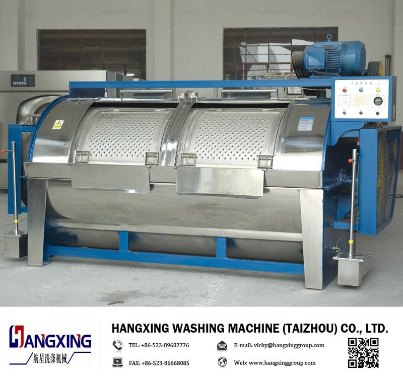 Industrial washing machina, commercial washing machine