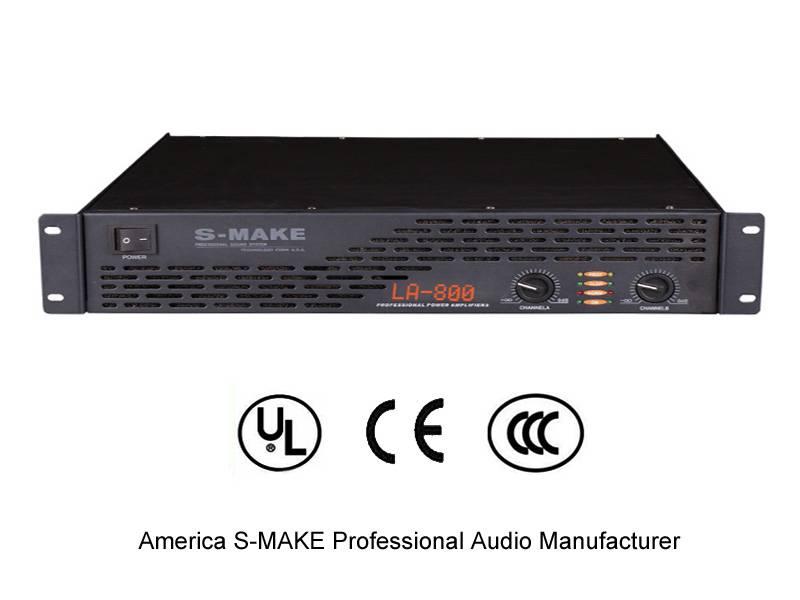 Power Amplifier-LA-400/800
