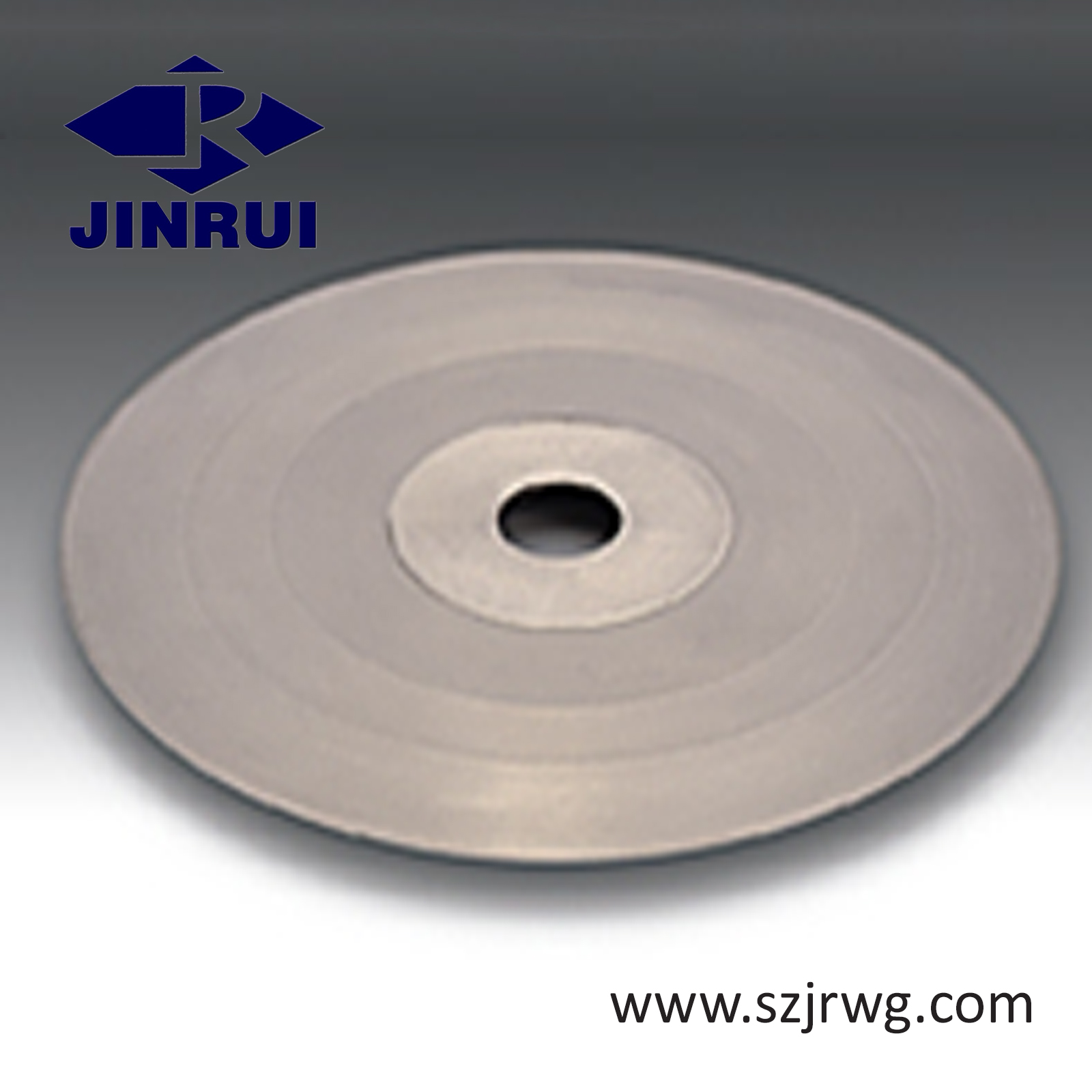 Solid Carbide Disc Cutter for Adhesive Tape/Long service life with particles of tungsten carbide