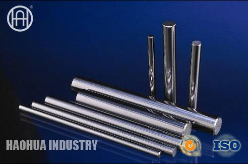 Stainless Round & Square Bar