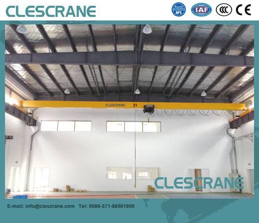 CHS Series 2 ton-10 ton workshop Electric 2-10 ton Single Girder Overhead Crane $1000-$8500