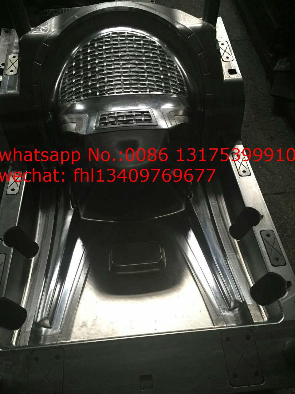 plastic rattan chair mold