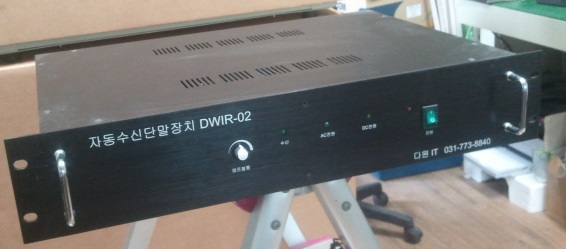Wireless receiver DWIR-02