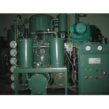 Badly waste transformer oil regeneration purifier/ oil recycling machine (Skype: offer.oil.purifier