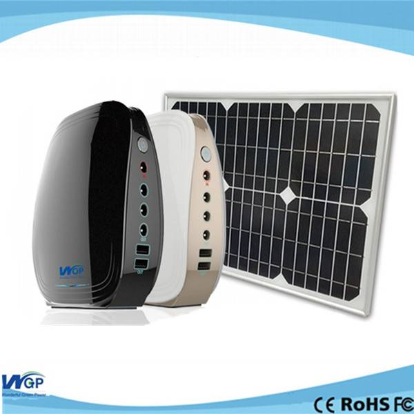 China factory mini solar energy system ,solar system for home and camping