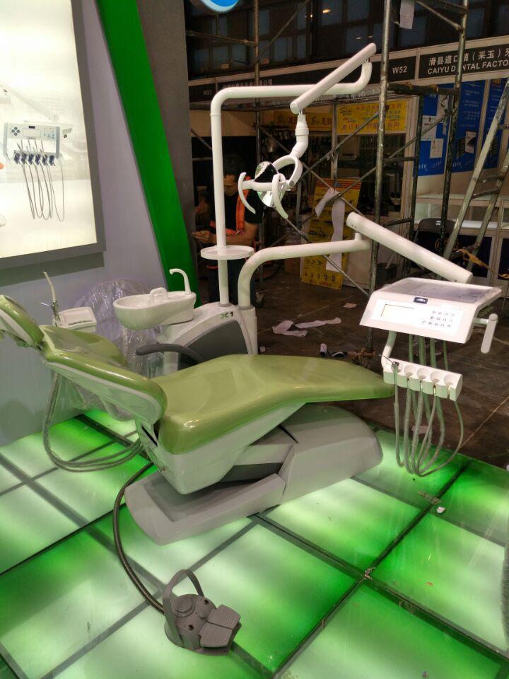 X1 humanized dental unit
