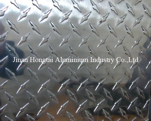 1-12mm diamond or compass embossed stucco aluminum sheet 1050,1060,1100,3003,3004,3104,3105,5052