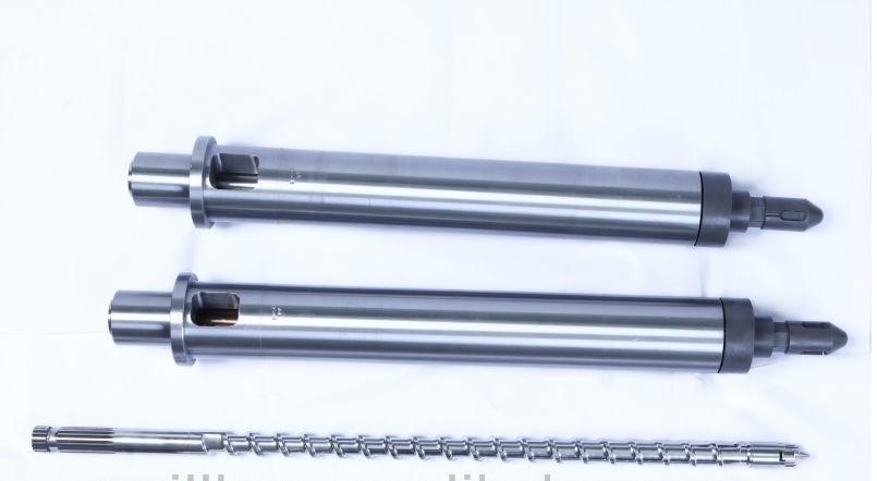 screw barrels for Haitian HTF530 injection moulding machine