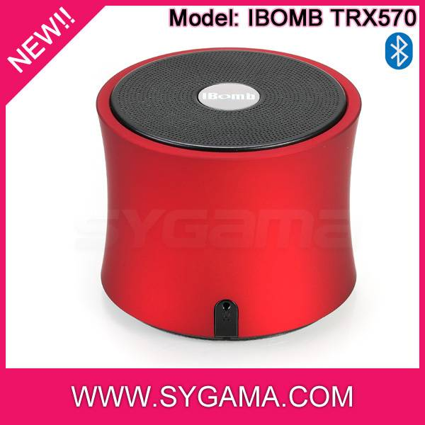 IBomb 5W stero portable mini bluetooth speaker