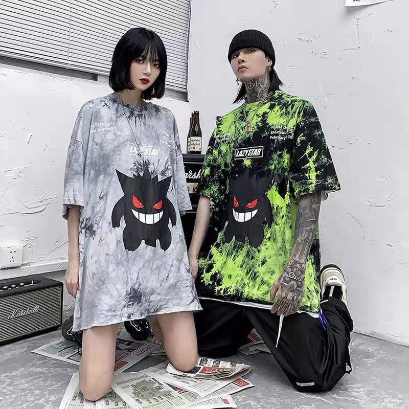 Custom Oversized Print Personalized Hip Hop T-Shirt