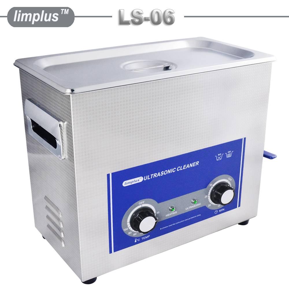 Limplus SUS Ultrasonic Cleaner LS-06