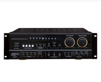 High End Karaoke Power Amplifier