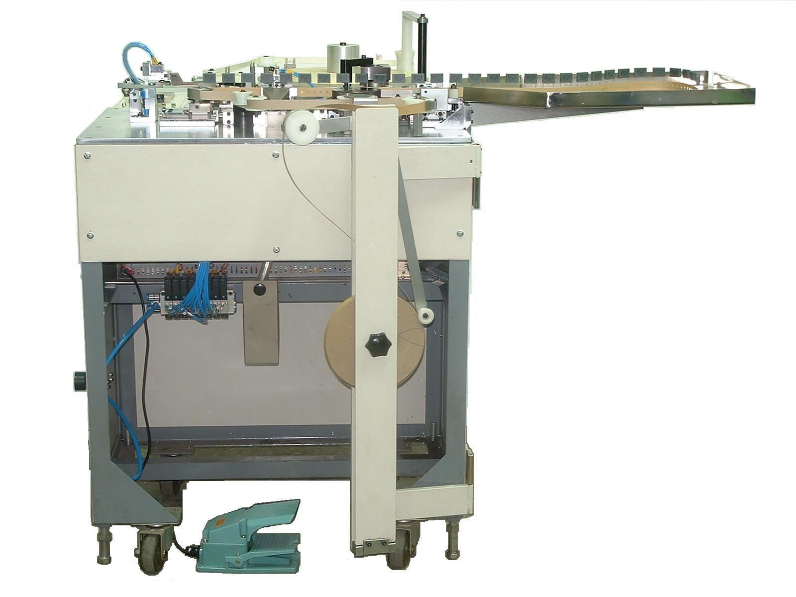 HT-110 Manual Taping Machine