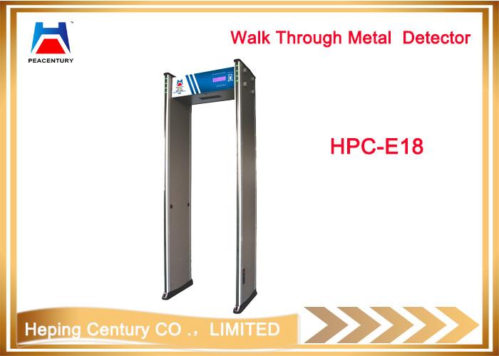 Best price electronic security equipment airport walk through metal detector