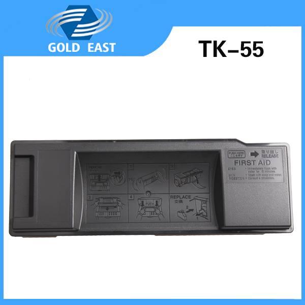 Hot selling compatible Kyocera toner TK-55
