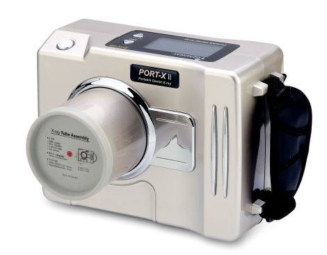 Genoray ZEN-PX2 Portable X-ray System
