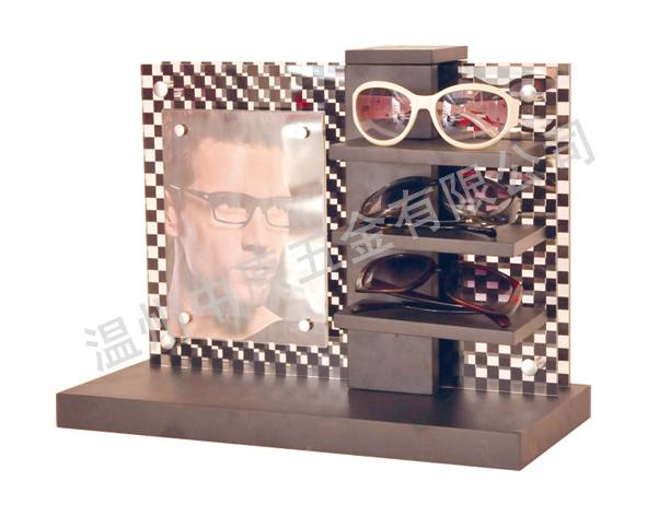 Optical eyeglasses sunglasses eyewear display standZY020113 6