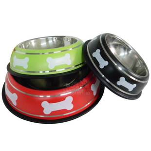 Household home pet suppliers pet bowls