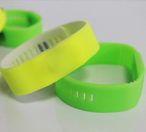 RFID silicone wristband tag(ZT-SJZ-160827-03)