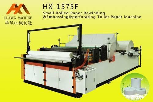 HX-1575 F(HX-1092/1575/2300/2400/2800F)Small Rolled Paper Cutting Machine