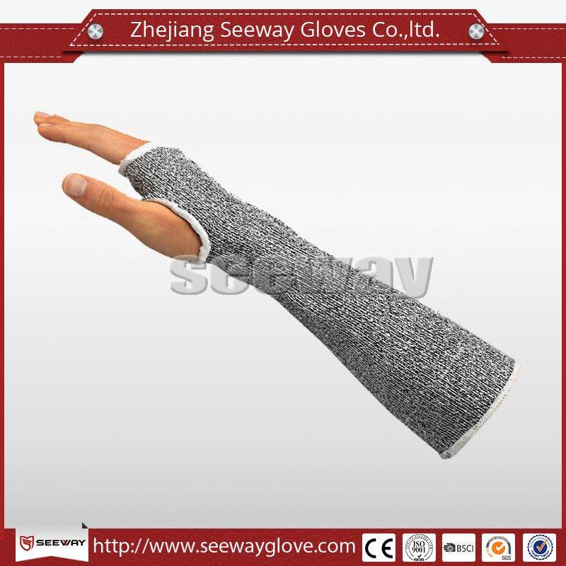 SeeWay SP02 Cut Resistant HPPE Sleeves With Thumb Hole