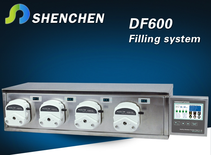 shenchen pump df600 vegetable oil peristaltic pumping