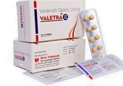 Valetra - Vardenafil 20mg