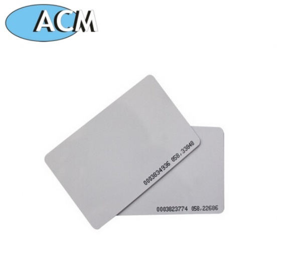 em4102 em4100 tk4100 stickers labels blank smart proximity blocking 125khz rfid card