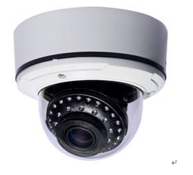 IP68 Waterproof and Vandalproof HD Dome Camera with WDR function