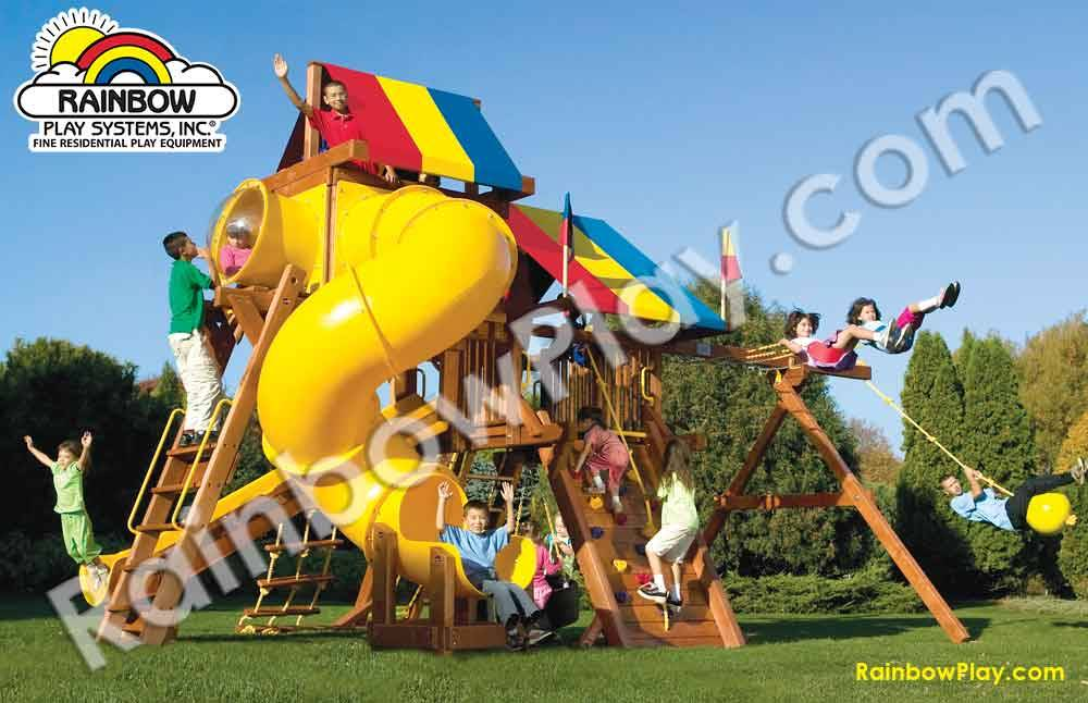 24D Rainbow Castle Package V
