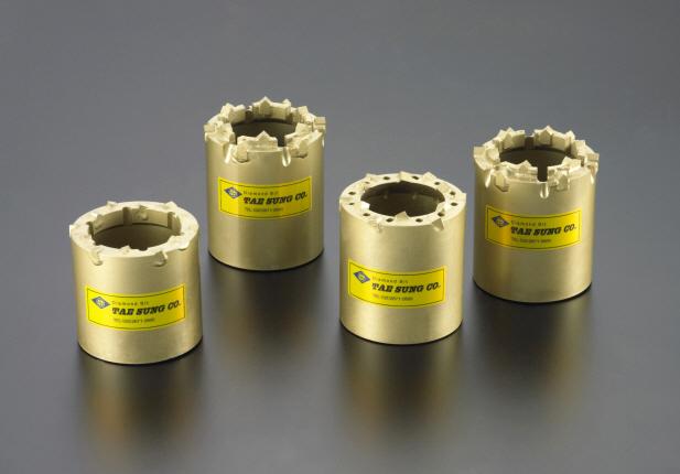( Drilling ) TC Metal Core Bits